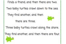 May themes- Ocean life, Nursery rhymes, octagon, hexagon / Education resources