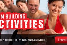 Team Building Activities / Ideas for team building events