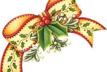 Moños navideños