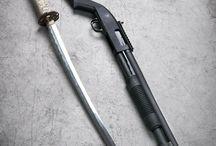 Black weapons