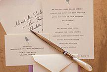 invitations / by Diana L