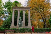 Parque del Buen Retiro, Madrid, Spain / Sunday 11/05/2017