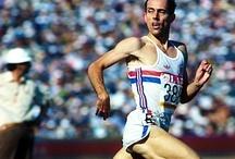 Athletics Stars Past and Present