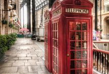 London Icon - The Red Telephone Box