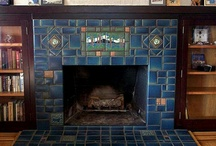 Fireplaces, Fireplace Tiles