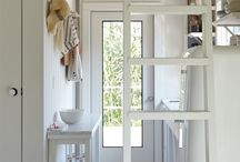 tiny houses, small space living / small living