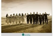 Wedding Entourage / Wedding Party