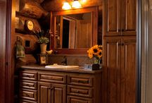 Back at the Ranch - Bathroom  / by Kyla Bishop
