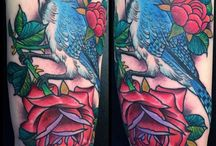 Beautiful Tattoos / Mostly neo traditional, mostly in colour - extremely talented artists from all around the world.