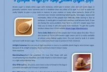 5 Simple Ways To Keep Brown Sugar Soft / Brown sugar is simply white sugar with molasses, which give it brown color and wet sand shape. It generally contains more nutrients and it is healthier than any other of its type. It is rich in taste and really helpful to give a crisp taste or texture to your cookies or many other desserts.