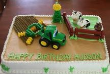 Birthday Parties & Cakes
