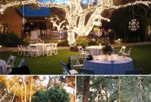 Our Backyard Wedding