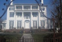 Home Sweet Home / Historic (or just old!) homes I've visited, toured, or just gawked at in person or online.