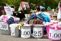 Garage Sale / How to run a smooth and successful garage sale.