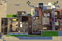 Sims 4 idéer