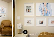 Gallery walls /ledges / by Ashley Edgecomb