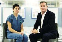 Piers Morgan interviews