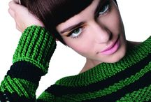 knits/women / by Gianluca Giovannini