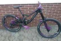 custom color bikes