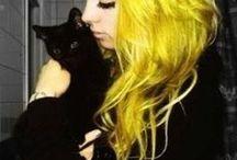 Yellow Hair Inspiration / 0