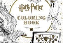Here is Harry Potter Coloring Book for Grownups / This 'Harry Potter' Coloring Book For Grownups Is Every Bit As Magical As Hogwarts — PHOTOS