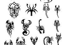 tatuaggi scorpioni