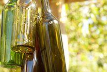 Leere Flaschen