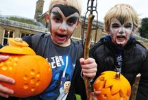 Halloween Horrors at Holkham / Spooky fun for all the family from 26th to 31st October!