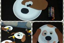 bricolage chien