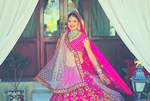 Sabyasachi bridal lehengas / Sabyasachi, a favorite amongst South Asian brides
