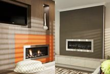 Fireplaces: Get Winter Ready / #gasfireplaces