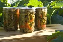 Jams, Pickles, Preserving