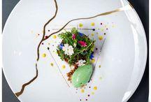 dekoracja talerze