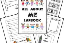 Kindergarden lapbook