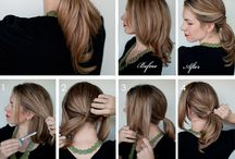 Hair styles / by Ece Demirci