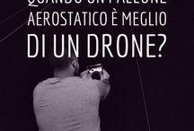 Droni e foto aeree