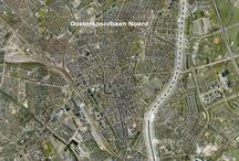 Inspiration for Oosterspoorbaan Utrecht / Part of the Utrecht Railway track has lost its function. Local initiatives are working on sustainable developments of the area.