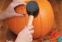 Fall decorating ideas / by Dana Moersfelder