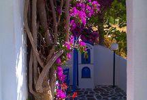 Санторини.Греция.