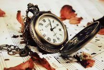 pocket watch/clock…