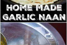 India bread naan
