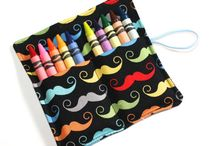 Crayon Rolls & Party Favors / Crayon Rolls for a Party?  Email me and I'm happy to give you a Discount for multiple purchases.  You can see these crayon rolls and more at my etsy shop:  https://www.etsy.com/shop/FrogBlossoms?section_id=12313500   / by Frog Blossoms Linda :)