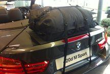 BMW 4er Gepäckträger / BMW 4er Gepäckträger