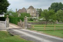 Hodges Barn in The Cotswolds / A romantic English country garden