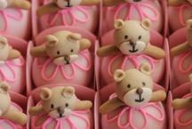 festa ursinha rosa