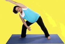 Cvičení pro těhotené