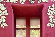 Windows garden