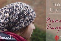 cappelli uncinetto donna