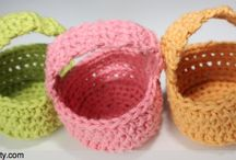 Spring and Easter Crochet Pattern