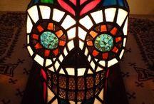 new trad glass art